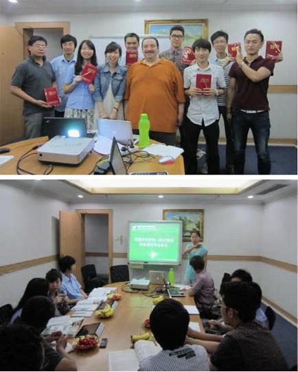 青岛赛思外语学校-培训企业英语-日语-韩语的学校-团